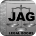 military Legal Book Collection - JAG & Legal Clerk Field Manuals and A